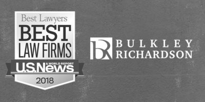 Bulkley and Best law firms 2018